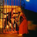 Woman at Cage 1