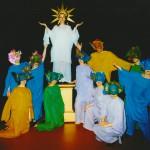 Bacchana Enthroned