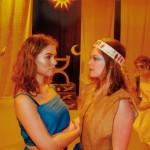 Inanna & Ereshkigal