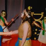 Inanna, Ereshkigal & Galla