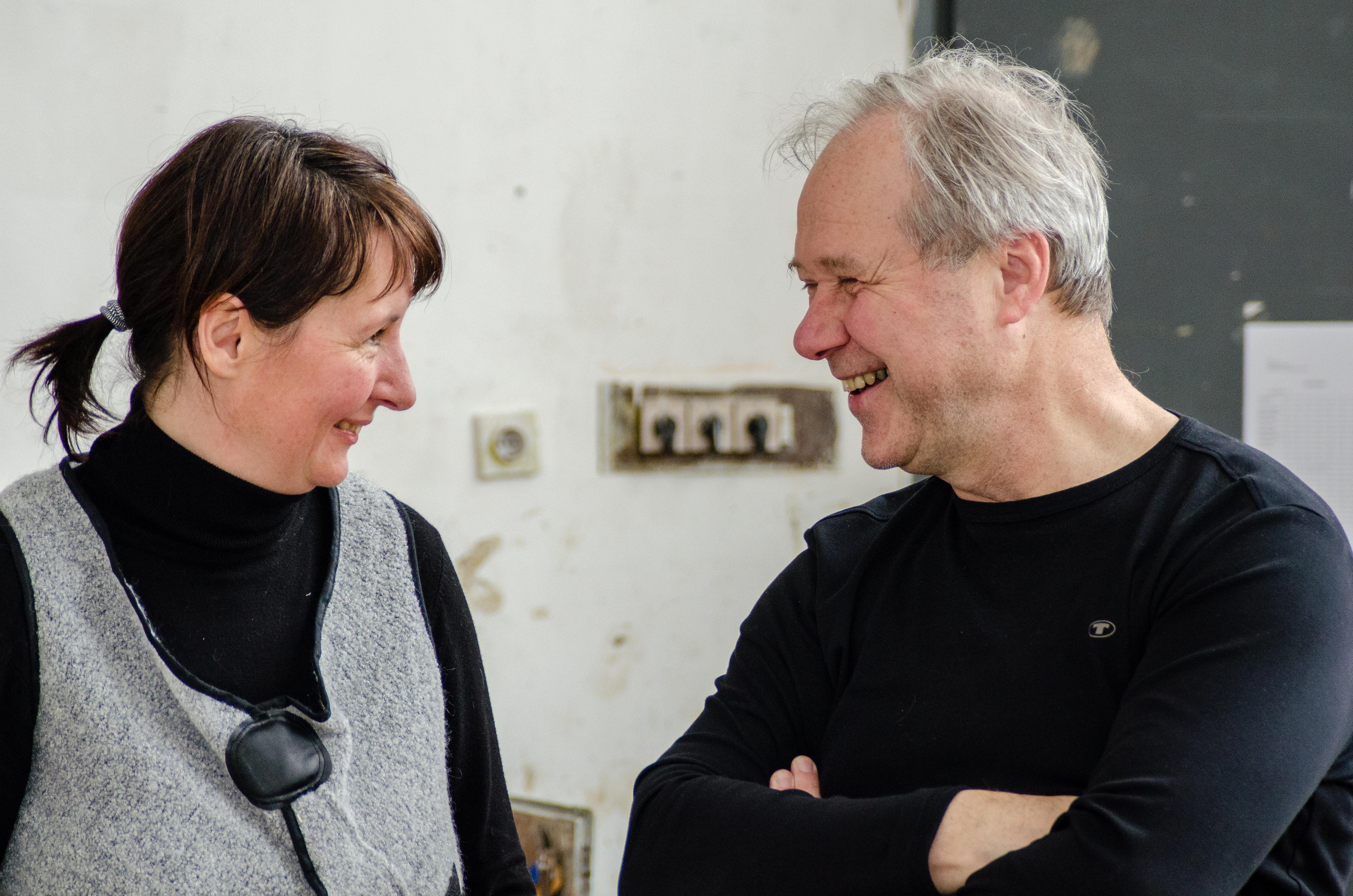 26 Marina Bauer, Günter Berghaus 2