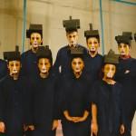 Pupils at Tui School