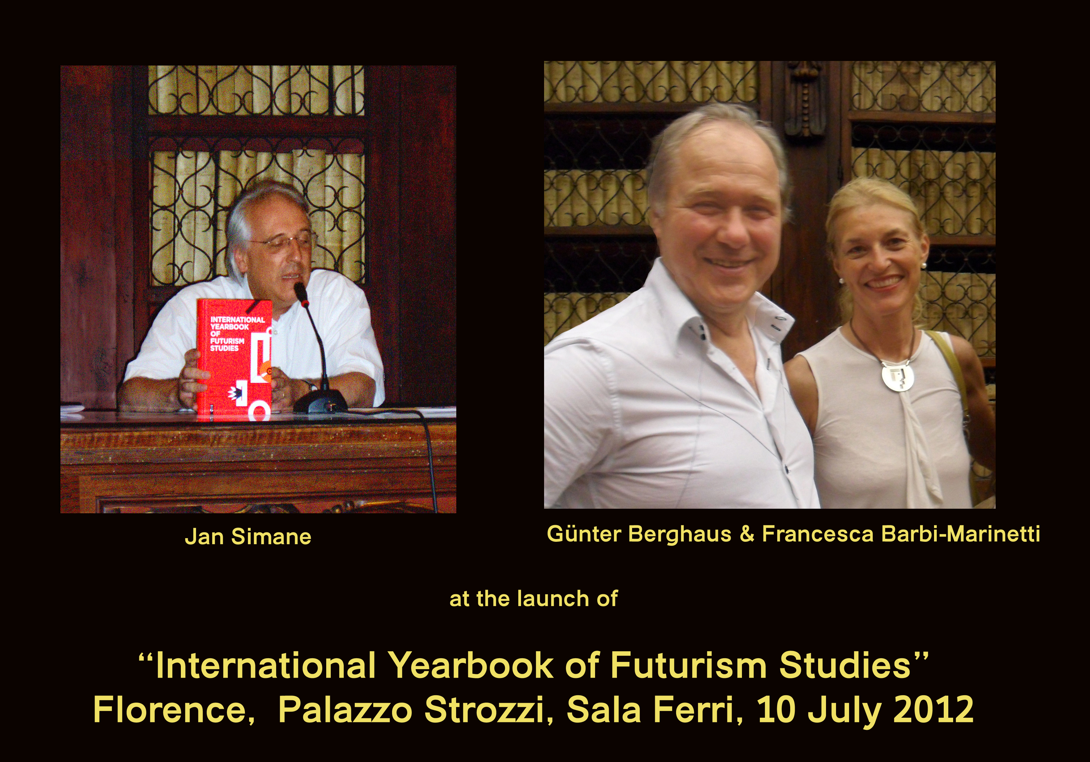 2011 Yearbook Launch Florence 2012.jpg